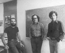 Rivest, Shamir and Aldeman