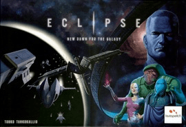 Eclipse (2-6 players; 90 minutes; ages 14+)