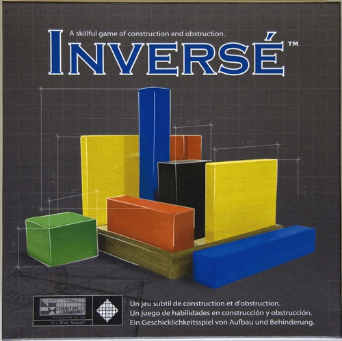 Inversé (2 players, 5 minutes, ages 6+)
