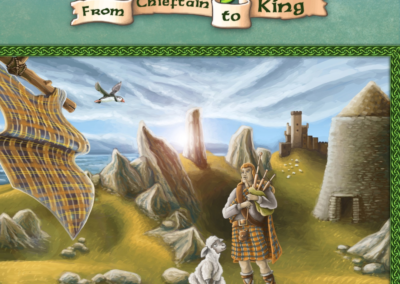 Isle of Skye (2-5 players; 40 minutes; ages 8+)