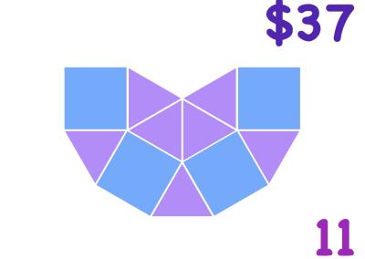 Circus Tent Puzzle