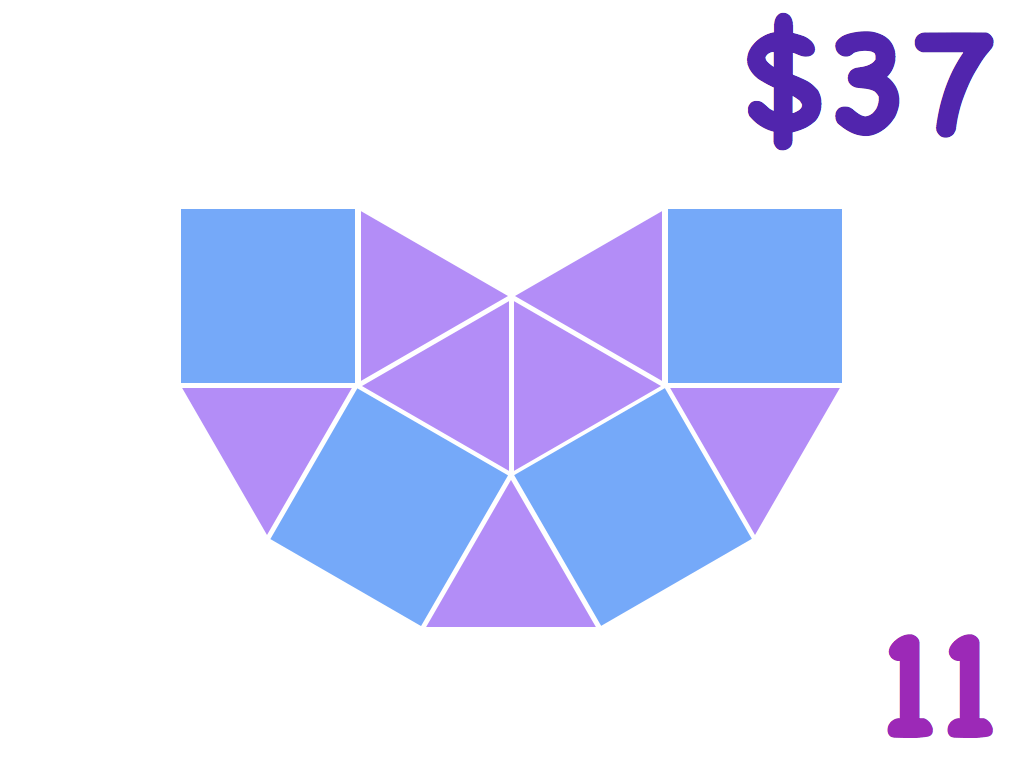 Circus Tent Puzzle | MathPickle
