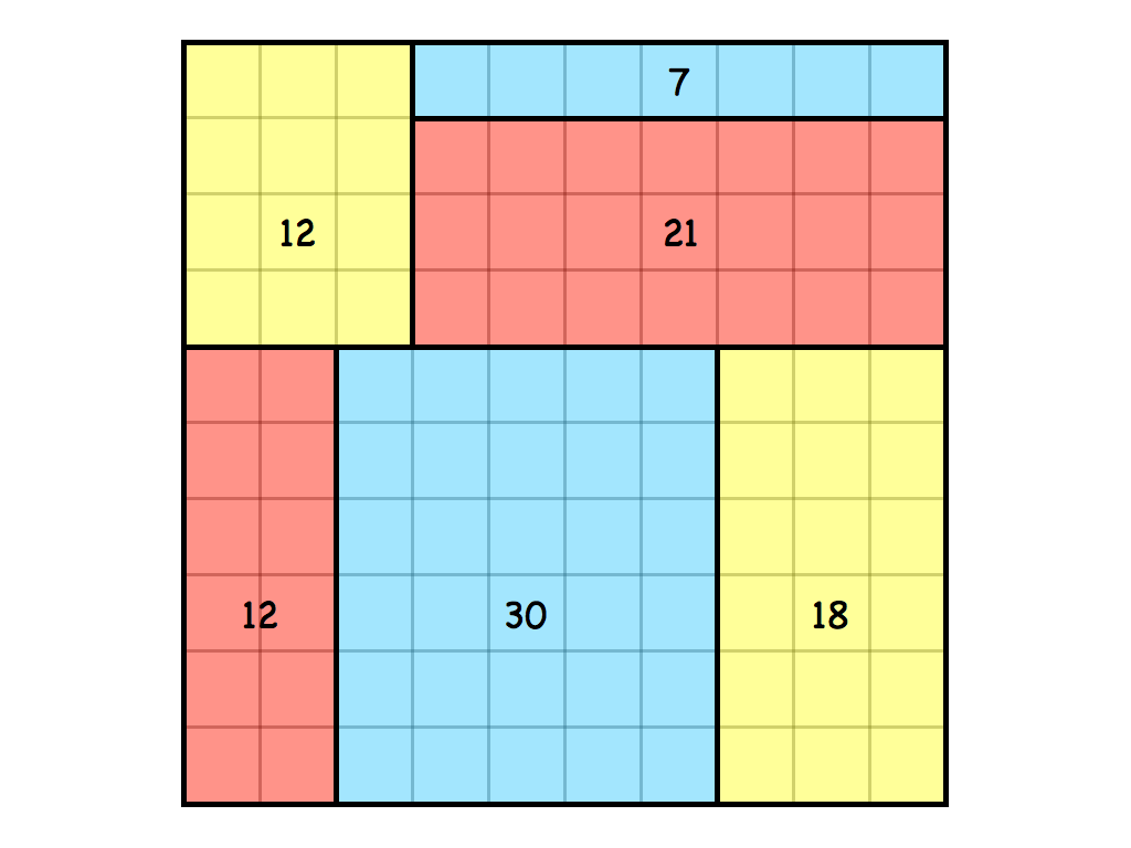 Mondrian Art Puzzles.018