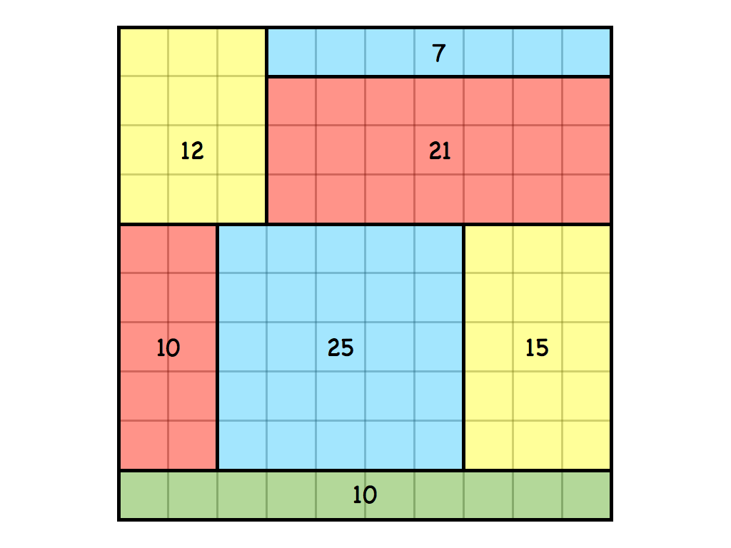 Mondrian Art Puzzles.019