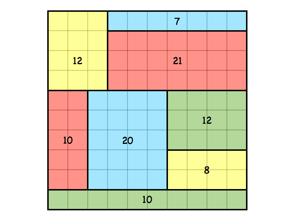 Mondrian Art Puzzles.020