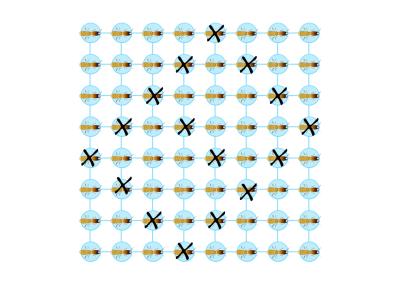 Termite Terrorists (addition, patterns)