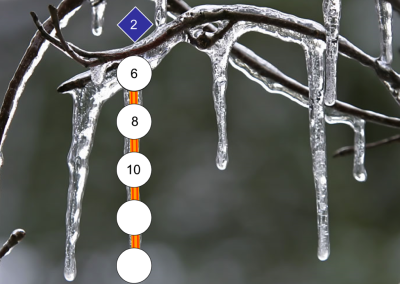 Number Icicles