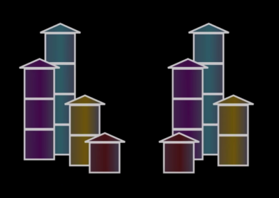 Building Skyscrapers of Different Heights