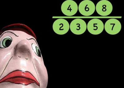 Full Glass – multiplying fractions