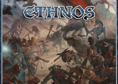 Ethnos (2-6 players; 45 minutes; ages 10+)