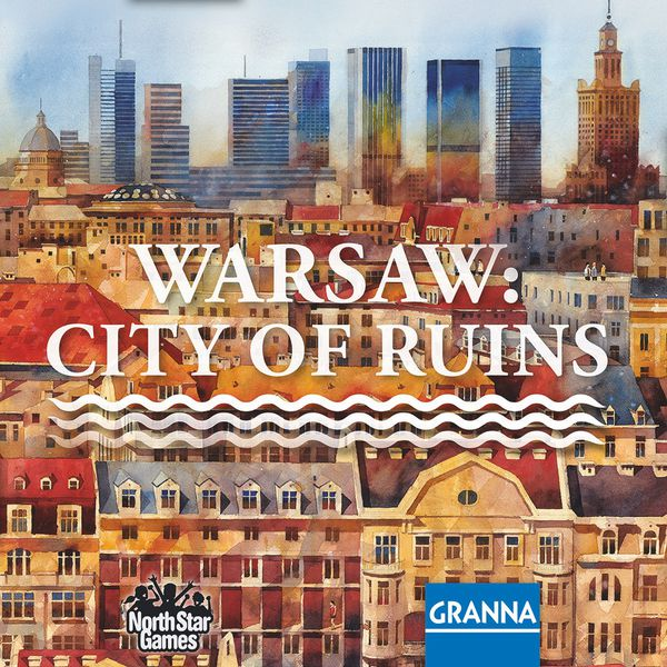 Warsaw: City of Ruins (2-4 Players; 45 minutes; Ages 10+)